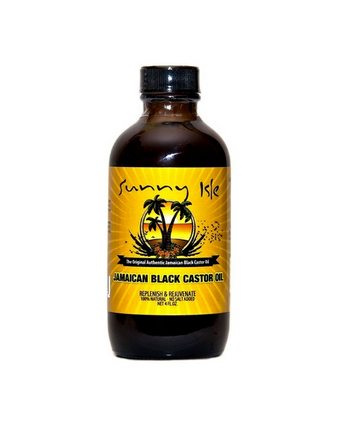 Sunny Isle Jamaican Black Castor Oil Regular 118ml / 4oz - My Hair World