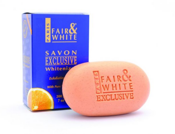 Fair & White Savon Exclusive Whitenizer Vitamin C Soap 200g 7oz Seife - My Hair World