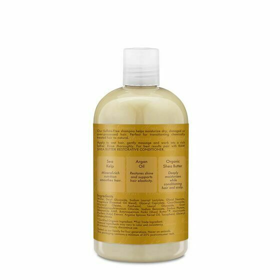 Shea Moisture Raw Shea Butter Moisture Retention Shampoo 384ml - My Hair World