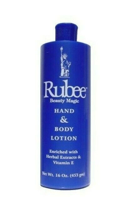 Rubee Hand and Body Lotion 16oz 473ml - My Hair World