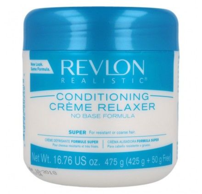 Revlon Conditioning Crème Relaxer Super 16.76 oz 475g (50g free) No Base Formula - My Hair World