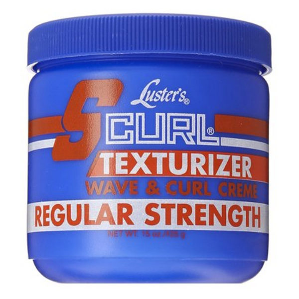 Luster´s S Curl Texturizer Wave & Curl Creme Regular Strength 425g - My Hair World