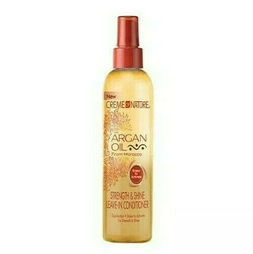 Creme of Nature Argan Oil Leave in Hair Conditioner 250ml - My Hair World