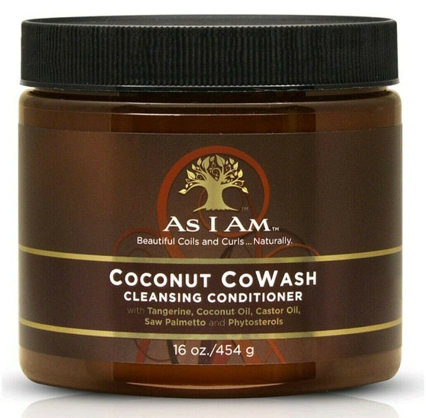 As I Am Coconut Cowash Conditioner  454g Cleansing Cream Conditioner - My Hair World