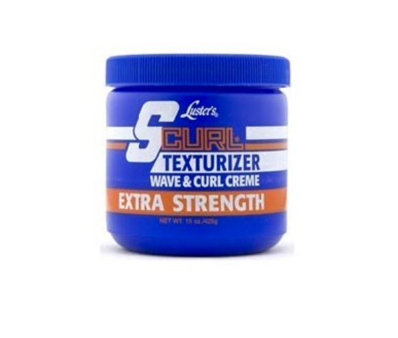 Luster´s S Curl Texturizer Wave & Curl Creme Extra Strength 425g 15oz - My Hair World