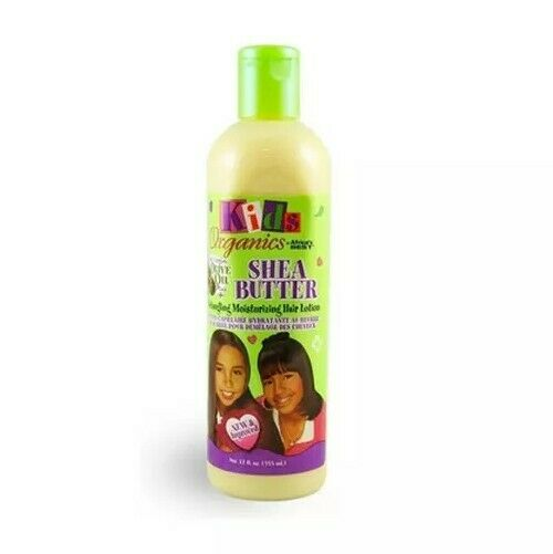 Africa's Best Kids Organics Shea Butter Detangling Hair Lotion 355ml - My Hair World