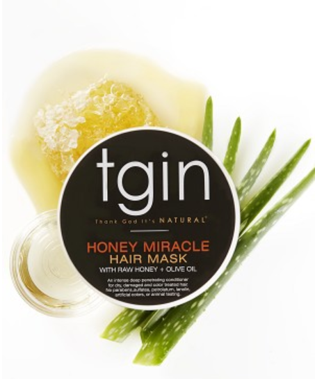 TGIN Honey Miracle Hair Mask  Deep Conditioner For Natural Hair 340g - My Hair World
