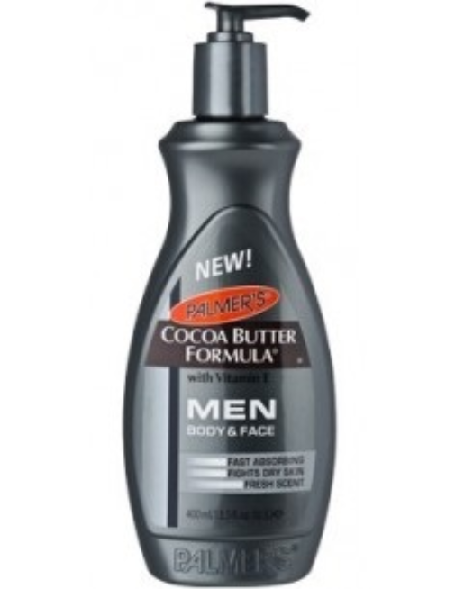 Palmer's Cocoa Butter Formula Men's Body & Face Lotion Pump 400ml - My Hair World