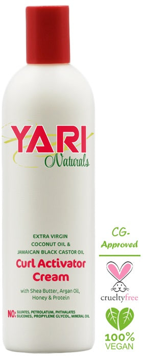Yari Naturals Curl Activator Cream 383g - My Hair World