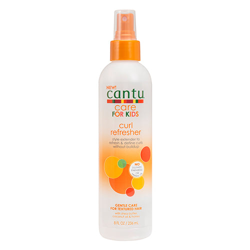 Cantu Care for Kids Curl Refresher 236ml - My Hair World