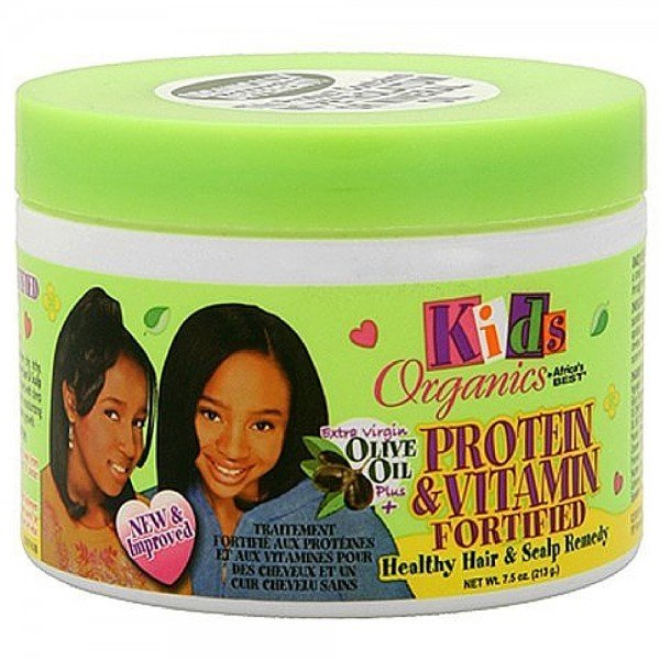 Africa's Best Kids Organics Protein & Vitamin Hair & Scalp 7.5oz 222ml - My Hair World