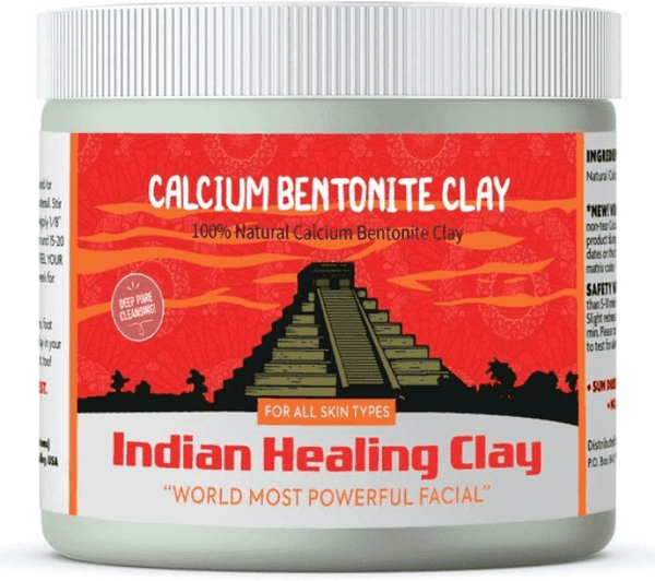 Aztec Secret Indian Natural Healing Clay 453g - My Hair World