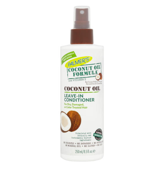 Palmer's Coconut Oil Formula Leave-In Conditioner 250ml - My Hair World