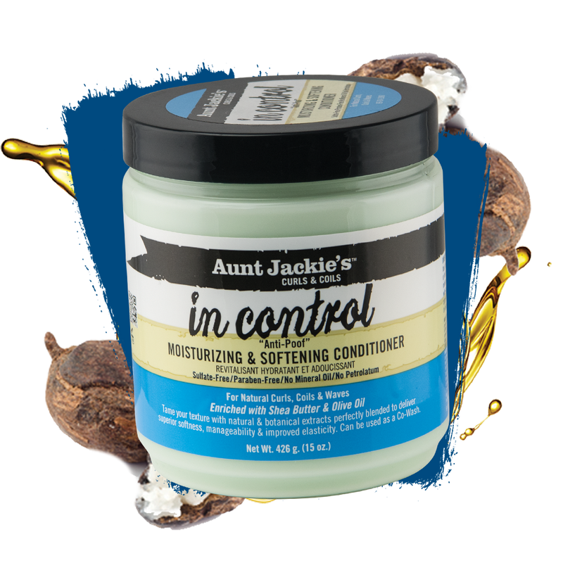 Aunt Jackie's In Control Conditioner 426g - My Hair World