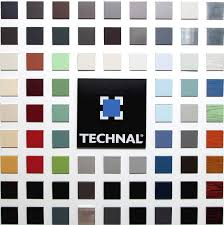 Coloris technal