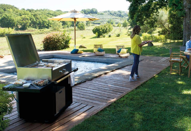 Barbecue Barby | Unopiu'