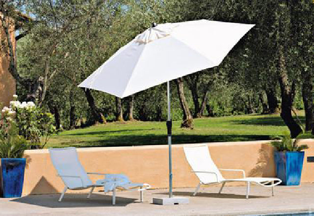Parasol Lipari inclinable | Unopiù