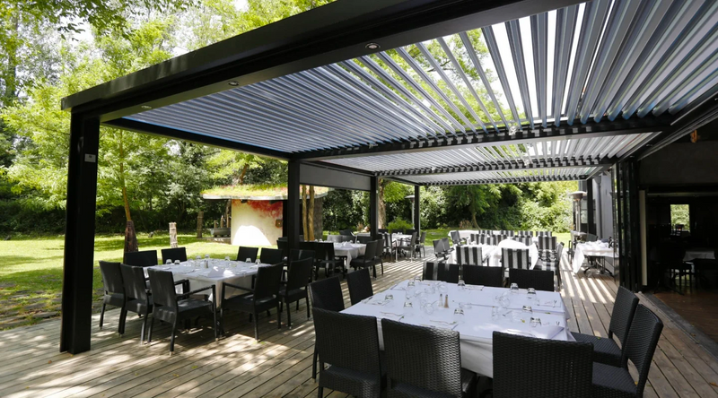 Pergola Bioclimatique Technal