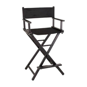 DC7001 Black Aluminum Chair