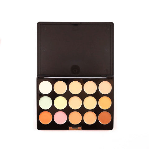 15-Color Concealer and Corrector Palette