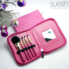 5pc Quilted brush set