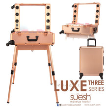 LC007 Bluetooth Makeup Trolley/ Vanity Makeup Case
