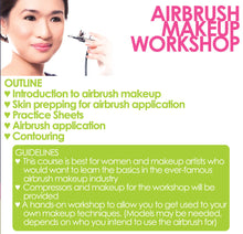 Airbrush Makeup Workshop