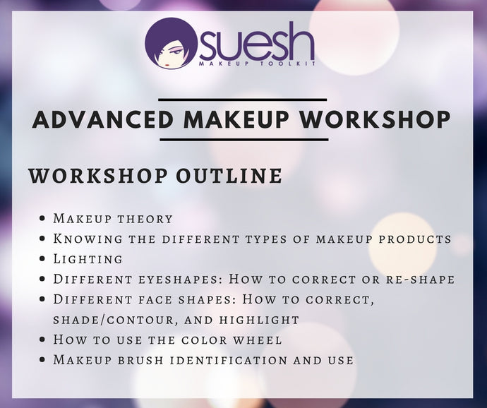 Advanced Makeup Workshop