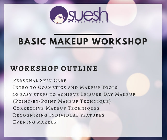 Basic Makeup Workshop
