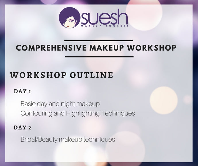 Comprehensive Makeup Workshop
