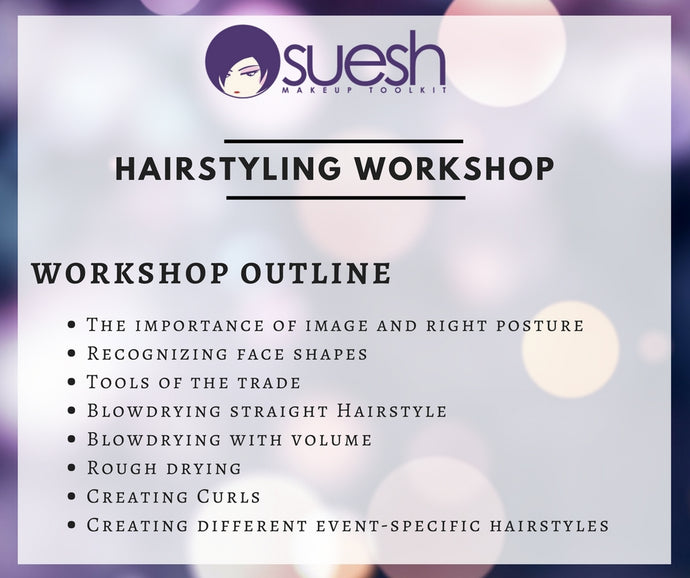 Extensive Hairstyling Workshop