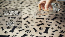 Load image into Gallery viewer, Waterproof Reusable Dog Bed Mats