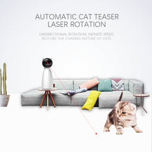 Load image into Gallery viewer, Interactive Cat Laser Toy
