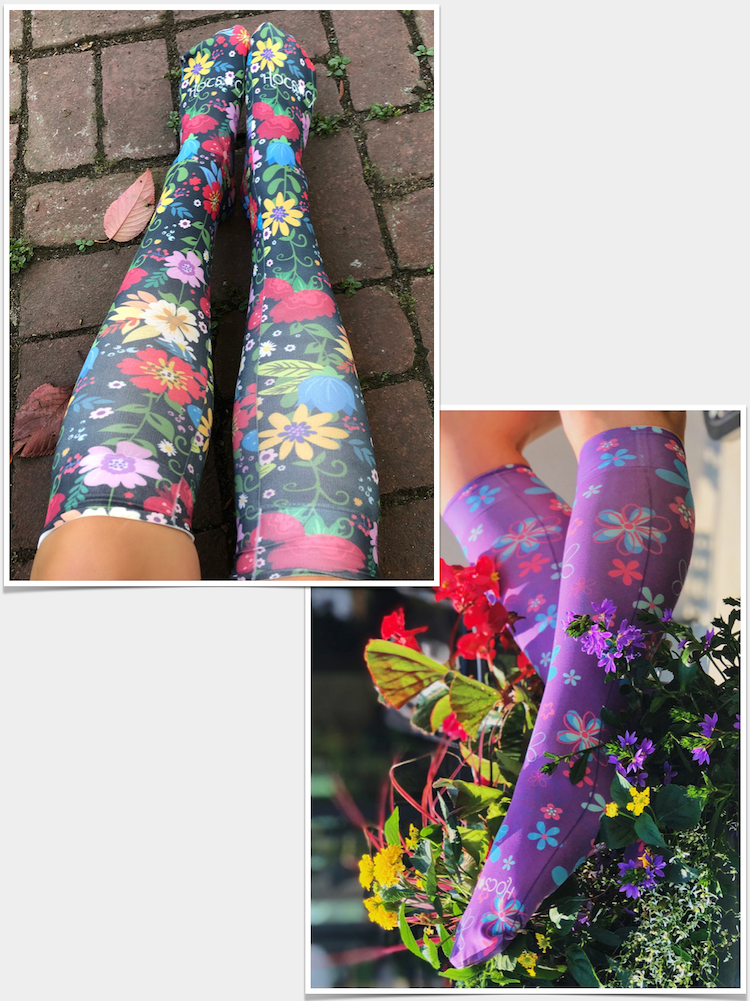 Flower Power Set (2 Pairs)