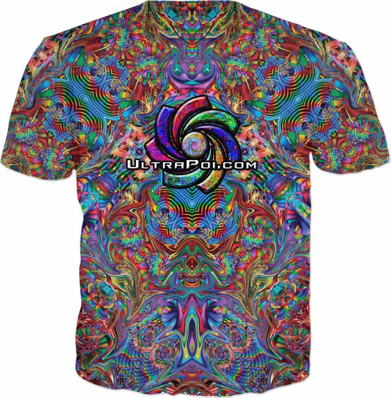 ULTRAPOI SPONSORED ARTIST SHIRT (DARK)