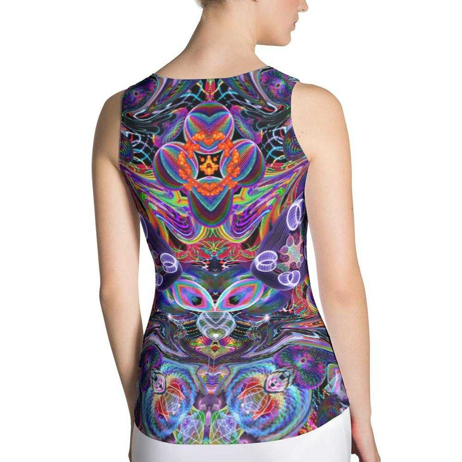 Hoop Artist Women's Yoga Tank Top
