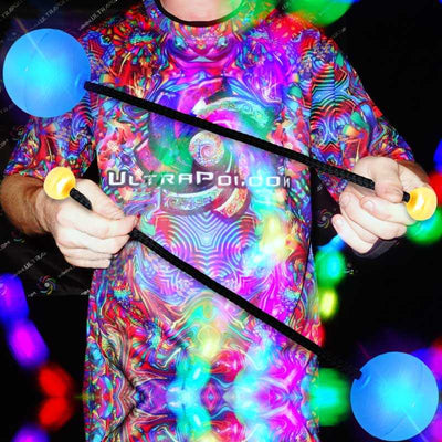 Orb Poi (Individual) Replace Lost or Upgrade to 3 Poi | www.ultrapoi.com