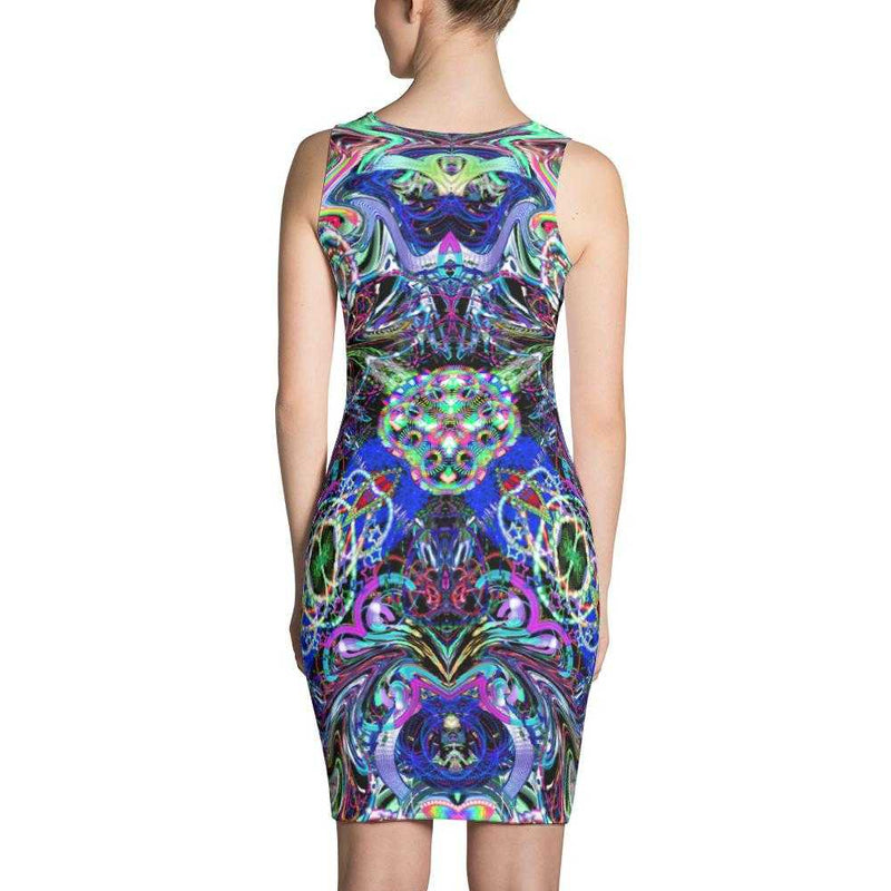 Poi Artist Fitted Dress | www.ultrapoi.com