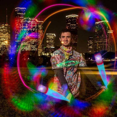 UltraPoi Sock Sets - Vortex Poi With Helix Handles