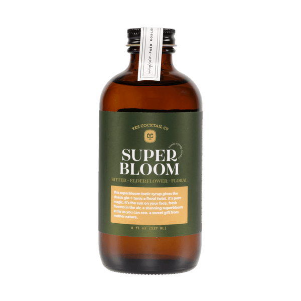Cocktail Syrup Super Bloom