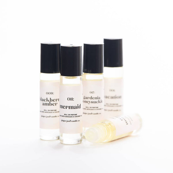 "Fragrance Oil by Ginger June ""Vacation"""