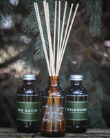 "Reed Diffuser by Gypsy Vine ""Wildwood"""