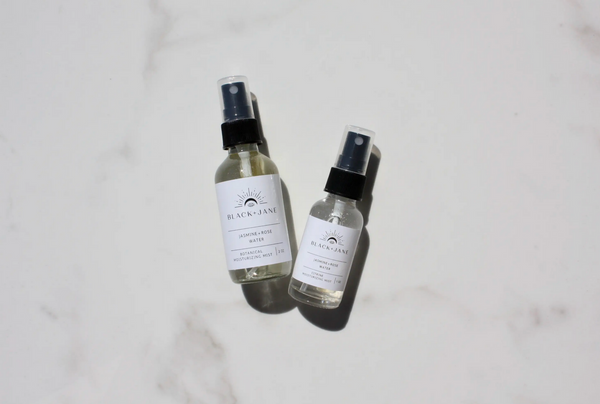 Rosewater + Bronzer Toner by Black and Jane