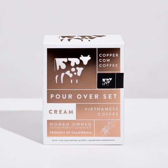 Copper Cow Coffee Pour Over Classic