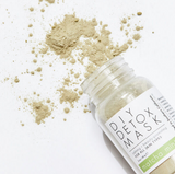 Matcha Mint Detox Mask by Honey Belle