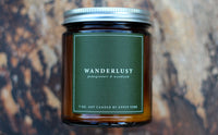 "Soy Candle by Gypsy Vine ""Wanderlust"""