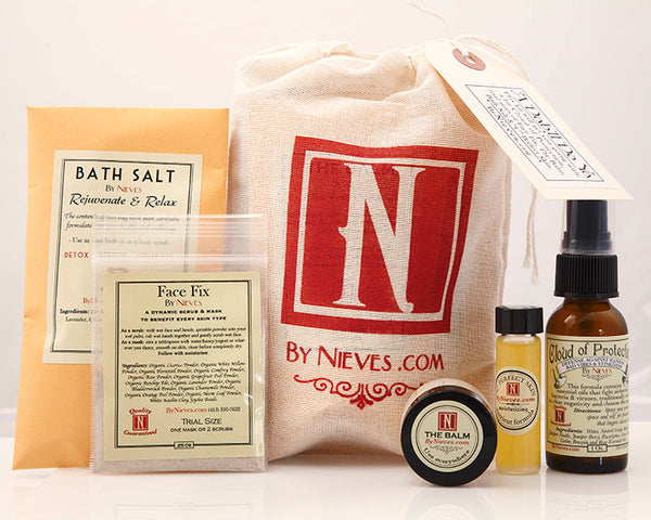 Dabble Self Care Bag by Nieves