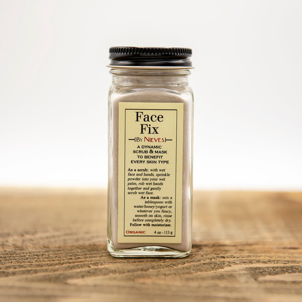 Face Fix Exfoliating Scrub + Mask by Nieves