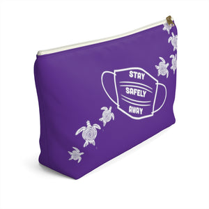 Multi-Use Purple Pouch