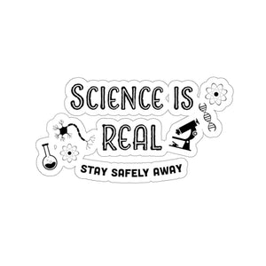 Copy of Science Kiss-Cut Stickers